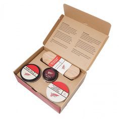 Red Wing Boxed Gift Set