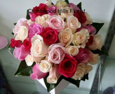 Wedding By Chatswood Hills Florist at Springwood