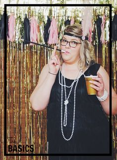 how to throw a Gatsby Party - Part I
