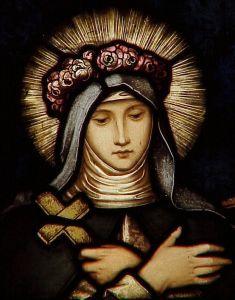 St Rita of Cascia | www.saintnook.com/saints/ritaofcascia | st. rita of cascia paintings | saint rita of cascia # religion # saints