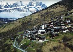 Vilarejo na Suíça paga R$ 82 mil para quem for morar lá