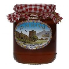 RAW HONEY JAR 450 gr