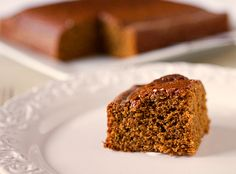 Gingerbread cake.  I ADORE ginger!! Not the biggest cake fan, but I bet I will like this one.  Maybe make for Christmas. ???