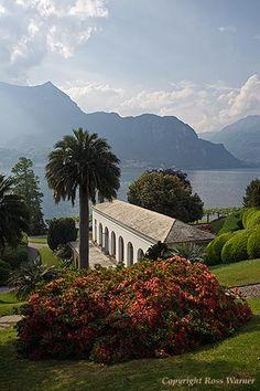 Gardens of Villa Melzi, Bellagio, Italy