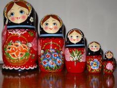 Matriochka-Semenov-5-pieces
