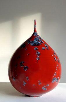Hand Thrown Crystalline Ceramics by Matt Horne Pottery Glazes For Pottery, Ceramic Pottery, Pottery Art, Pottery Painting, Ceramic Painting, Ceramic Clay, Ceramic Bowls, Ceramic Glaze Recipes, Advanced Ceramics