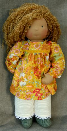 Petit Gosset Summer Outfit for 20 inch Dolls by NobbyOrganics