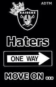 / Ride or Die... Raider Nation 4 Life since 1960!!