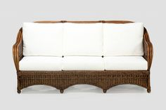 Bohol 3 seater from Naturally Cane Outdoor Sofa, Outdoor Furniture, Outdoor Decor, Bohol, Sofa Sale, 3 Seater Sofa, Daybed, Sofas, Boho Chic