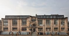 Full-Scale Prototype to be Erected as Part of Glasgow School of Art Restoration Project,Glasgow School of Art (prior to the fire). Image © Alan McAteer