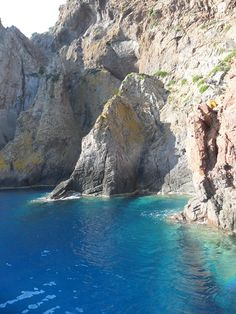 La Scandola - Korsika - Frankreich