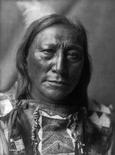 Hollow Horn Bear, Lakota (Sioux). By Edward S. Curtis. #Native #American #Indian #Spirituality #Mysticism #Religion #God