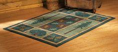 Woodland Escape rug