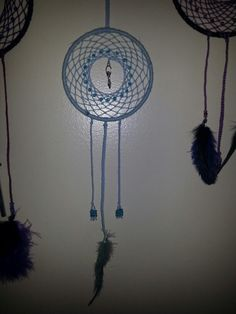 Dream catcher with goddess