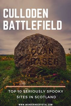 Visit Culloden Battlefield – the marshy mood Jamie and the highlanders in Outlander fought. Learn the dark history behind the bloody battle that changed the Scottish clan system forever. - Top 10 Seriously Spooky Places to Visit in Scotland Scotland Vacation, Scotland Travel, Ireland Travel, Travel Uk, Scotland Trip, Edinburgh Scotland, Travel Tips, Places In Scotland, Skye Scotland