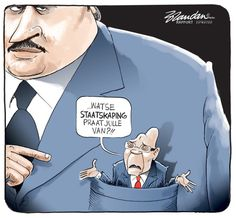 "20160320rGuptaSak - ""What State Capture?"", asks Zuma in Brandan's cartoon"
