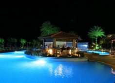 Evening Atmosphere @ Rodos Princess Beach Hotel