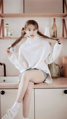"Tzuyu Photobook ""Yes, I am Tzuyu Photobook Scans Nayeon, South Korean Girls, Korean Girl Groups, Twice Tzuyu, Sana Momo, Chou Tzu Yu, Best Kpop, K Idol, Extended Play"