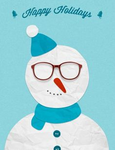 Happy Holiday From GlassesUSA!