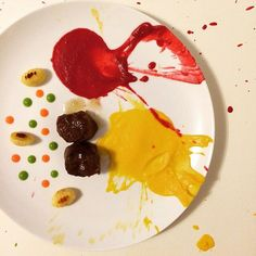 As Massimo Bottura once said lets serve something provocative!#instafood #TheArtOfPlating #foodporn #foodstagram  #kitchen #gastronomy #chef #chefstalk #chefsroll #foodart #foodphotography #gastroart #expertfoods #ChefOfInstagram #paris #foodshoot #foodpic #michelinstar #food #foodie #foodphoto #finedining #foodandwine #chefscut #pastry #cuisine #dessert #yum by eldarkabiri