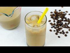 Cafea rece / Ice coffee - reteta video - JamilaCuisine