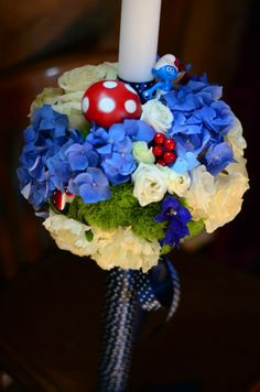 s Hanukkah, Wreaths, Table Decorations, Flowers, Baby, Home Decor, Decoration Home, Door Wreaths, Room Decor