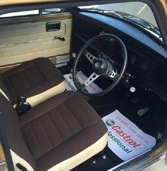 1978 Leyland Mini 1275 LS side decals  1978 Leyland Mini 1275 LS