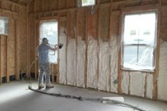 Hot roof vs cold roof attic insulation options for homeowners spray foam insulation in new construction home solutioingenieria Images
