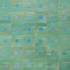 Mosaic Patterns from Mosaic House
