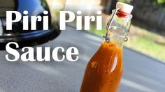 How To Make Delicious Piri Piri Sauce At Home!Ingredients: (Makes 250ml of sauce)12 Bird's Eye chillies (medium hot, up to 25 for extra hot)6 cloves garlicJuice of 1 lemon1 cup good quality white vinegar2 tbs paprika2 tsp salt1 tsp black pepper1 tsp white pepper1 tbs sugar (takes the edge off the vinegar, leave out if …