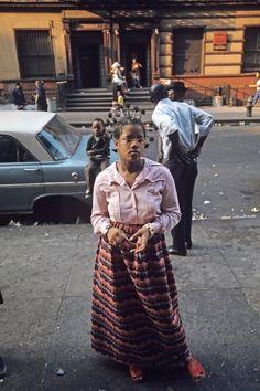 Harlem, New York, 1970