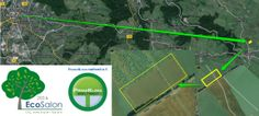 das Waldprojekt 2014 Eppendorf Sachsen mit 9.700 qm Aufforstungsfläche. #davines #primaklima #ecosalon