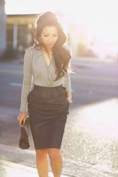 such a cute, classic outfit!