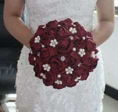 Hey, I found this really awesome Etsy listing at https://www.etsy.com/listing/229723158/luxurious-maroon-weddingbridal-satin