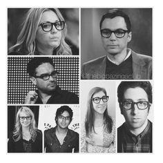 Nerd glasses B)