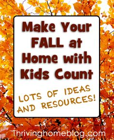 make your fall count