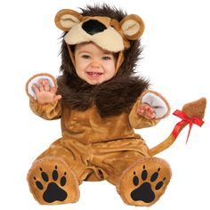 Rubies Aslan Kostümü Bebek Form'da... http://bebekform.com/urun/29-RUBIESHLWN_Rubies-Aslan-Kostumu-.html