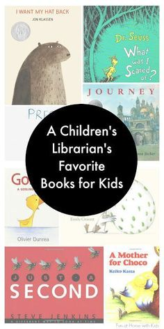 A Children's Librarian's Absolute Favorite Books for Kids An experienced Children's Librarian shares her favorite ever books for kids ages 0 Should you have a passion for arts and crafts a person will love this website! Preschool Books, Book Activities, Sequencing Activities, Montessori Books, Kindergarten Books, Reading Rainbow, Chapter Books, Kids Reading, Reading Lists