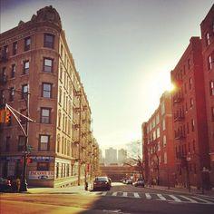 Sunrise over Inwood @ Inwood NYC