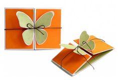 Cartão de borboleta para o Dia das Mães passo a passo