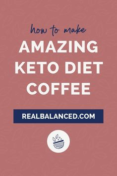 Learn how to make amazing keto diet coffee drinks like lattes and even yummy bulletproof coffee. Liven up your keto coffee habit with these useful tips. Keto Coffee Recipe, Coffee Recipes, Keto Friendly Desserts, Low Carb Desserts, Diet Coffee, Coffee Drinks, Almond Milk Coffee Creamer, Natural Metabolism Boosters, Dairy Free Alternatives