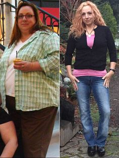 Through diet, exercise and a lot of determination, these people were able to shed the pounds and get healthy