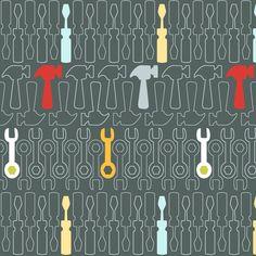Made 4 U Collection - DIY, Binding fabric by ttoz on Spoonflower - custom fabric