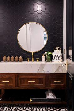 Home Remodeling, Mirror, Bathroom, Interior, House, Furniture, Motifs, Design, Home Decor