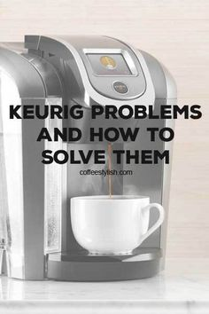Today, we're covering a big topic: how to solve the most common Keurig problems. No matter if you have an old Keurig or a new Keurig 2.0 problems are similar, including: Keurig won't turn on, won&#…