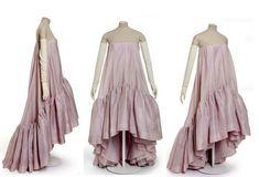 1958 Balenciaga Haute Couture, printemps-été.