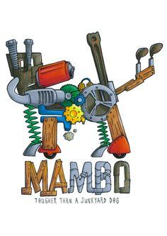 BEN NOBLE | MAMBO
