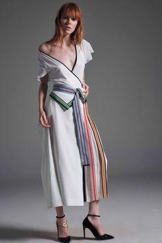 Trends Spring 2017: WALK THE LINE - Diane von Furstenberg