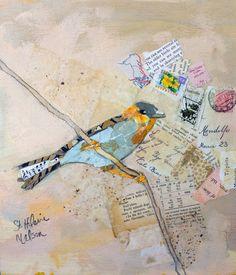 little bird ---- (via Donna Evans)