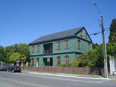 Frutillar chile | Casa Richter house in Frutillar, Chile.